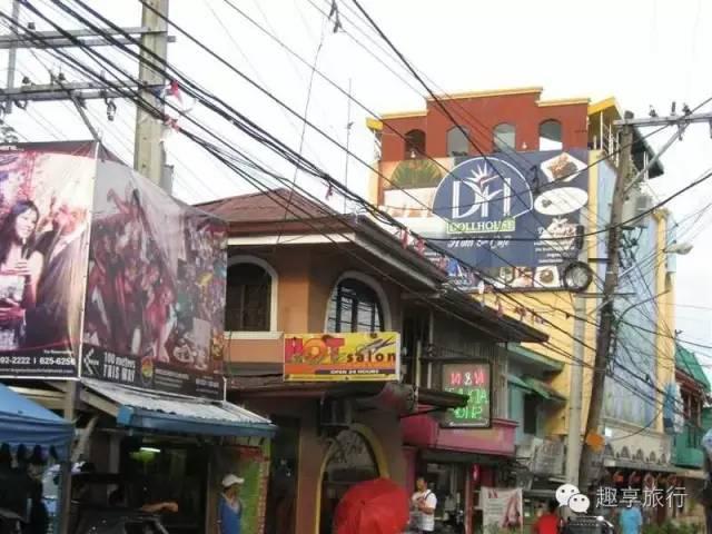菲律宾天使城:酒池肉林,老司机教你打枪