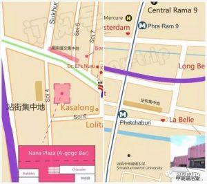 2018曼谷红灯区新人上手指南-性价比篇