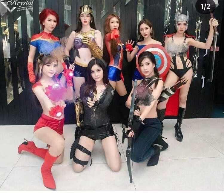 泰国部长们纷纷中招,是因为这家店和花魁?